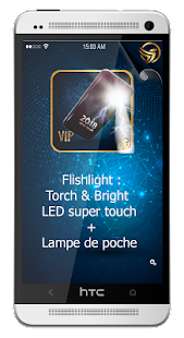 Flashlight: Torch & Bright - náhled