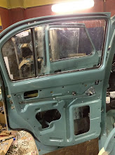 Photo: new original door glasses were installed