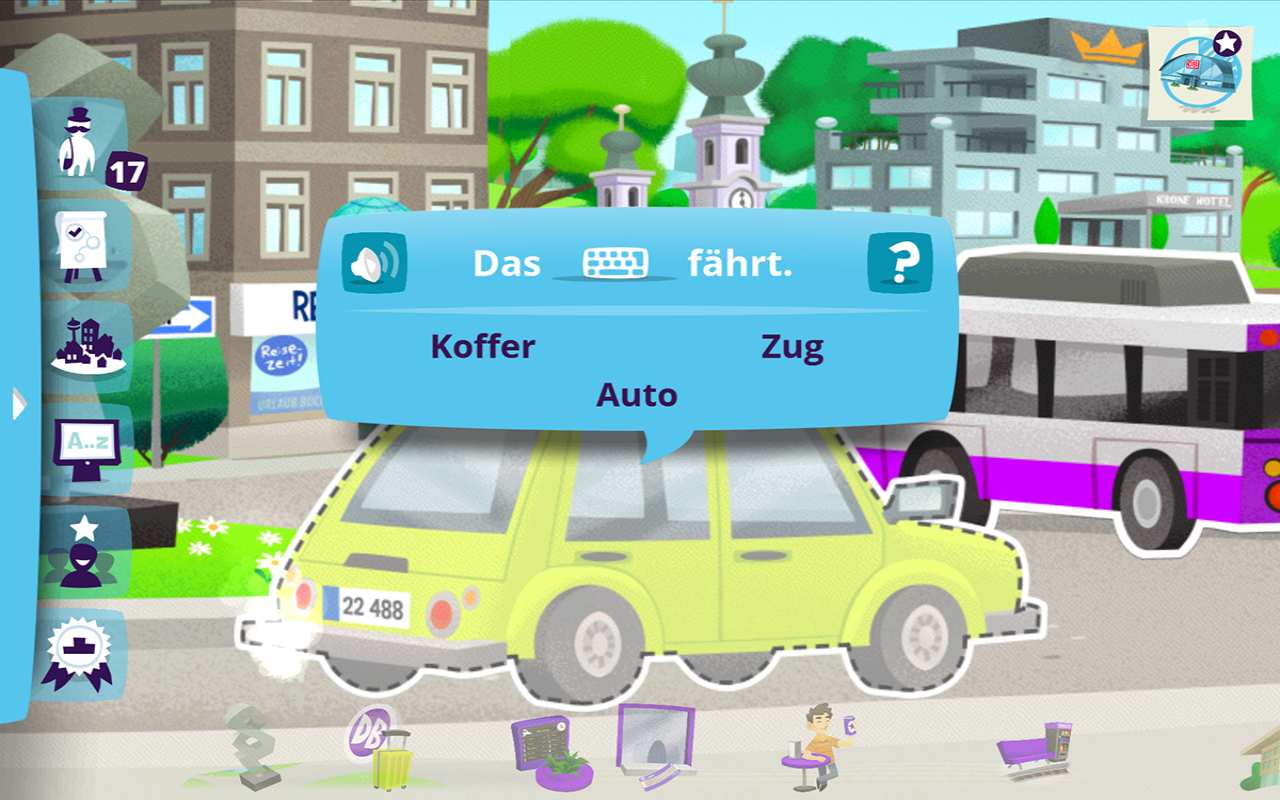 Learn German- screenshot