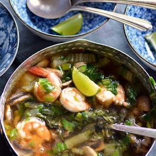 Vietnamese Shrimp Soup Recipes