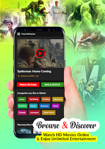 Free Full HD Movies 2019  App Download For Android 4