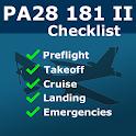 PA28 181 Archer II Checklist