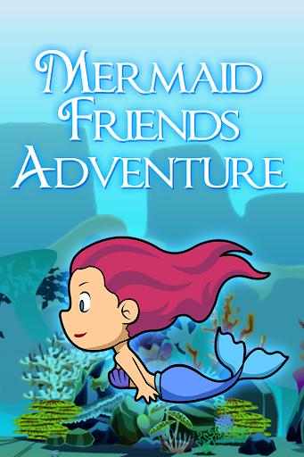 Mermaid Friends Adventure