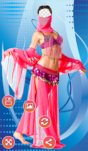 Arab Dancer Photo Maker - náhled