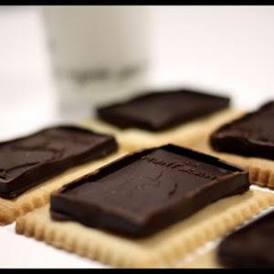 Homemade Chocolate Wafers