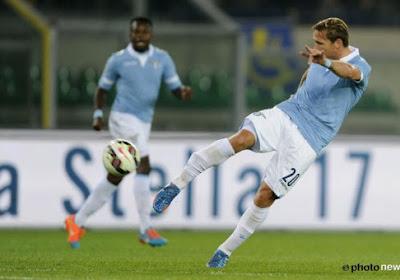 La Lazio domine la Sampdoria