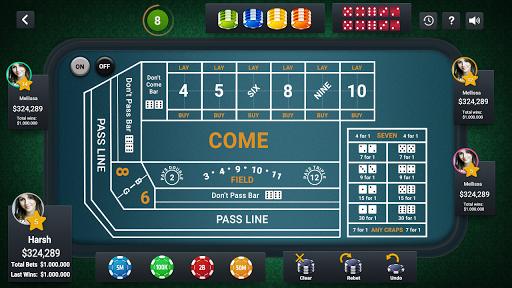 Craps Live Casino  screenshots 6