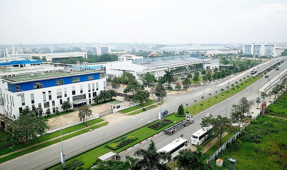Vị trí chiến lược của dự án Đông Tăng Long