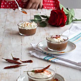 Chocolate Sour Cream Mousse Recipes.