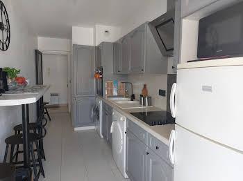 Appartement meublé 4 pièces 88,14 m2
