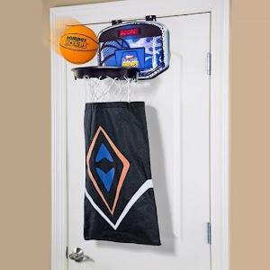 Cos de basket pentru colectat rufe murdare