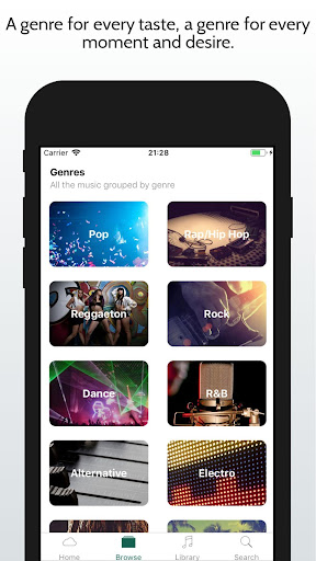 eSound Music 2.3.10 screenshots 2