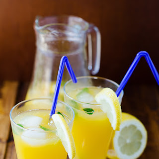 Fresh Mango Lemonade Recipe