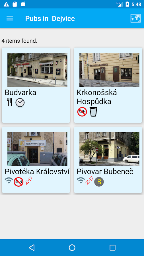 Beer Guide Prague- screenshot