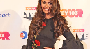 Charlotte Dawson was visited by her late father's spirit
