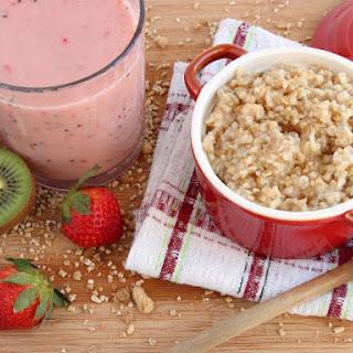 Creamy Breakfast Oatmeal Recipes