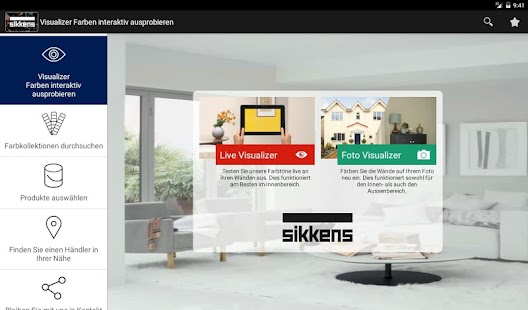 Sikkens DE- screenshot thumbnail