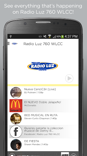 Radio Luz 760 - WLCC