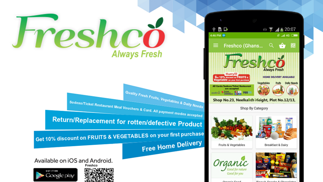 FreshCo Veg