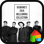 Bigbang2015 LINE Launchertheme Icon