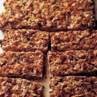 Homemade Granola Bars.