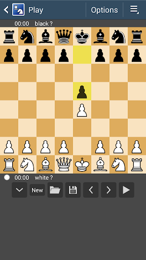 Chess game for begginers