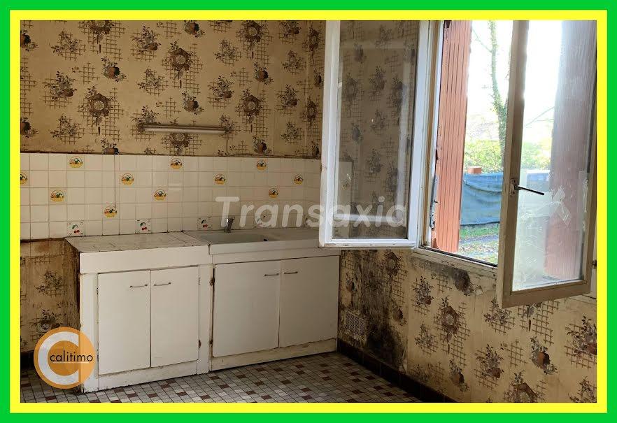 Vente maison 4 pièces 75 m² à Bonnat (23220), 46 000 €