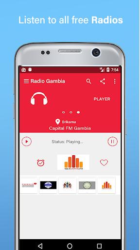 Freedom Radio Gambia 1.1.0 screenshots 1