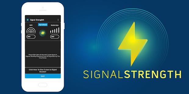 Network Signal - náhled