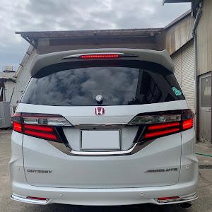 オデッセイ RC4 HYBRID ABSOLUTE EX Honda SENSINGのカスタム事例画像 かきぶさんの2019年05月02日20:03の投稿