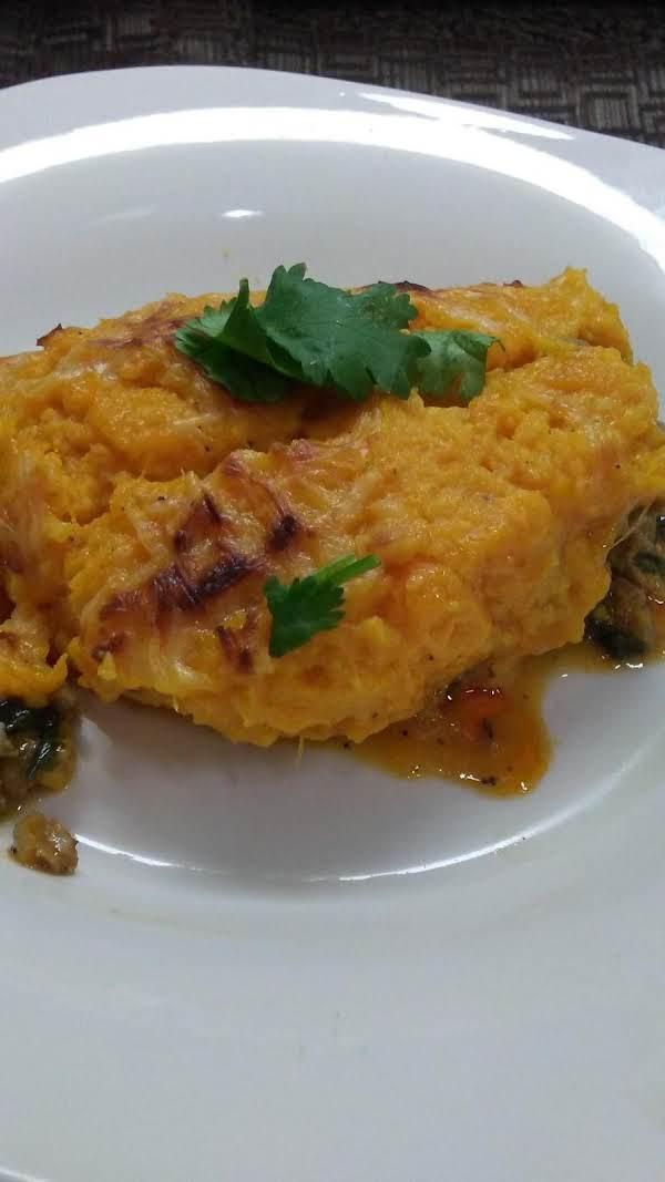 Sweet Potato Turkey Shepard's Pie Recipe