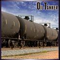 Oil Tank Transport Cargo Train icon