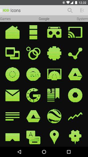 玩免費個人化APP|下載Tha Scanline - Icon Pack app不用錢|硬是要APP