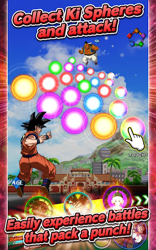 DRAGON BALL Z DOKKAN BATTLE screenshot 14