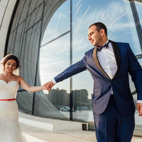 Fotógrafo de bodas Vusal Nazimoglu (VusalNazimoglu). Foto del 31.10.2017