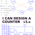 I can design a counter deluxe icon