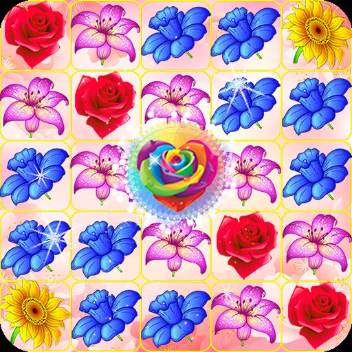 Blossom Crush Match 3