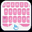 Pammee Pink Keyboard Theme