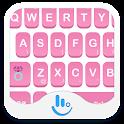 Pammee Pink Keyboard Theme icon