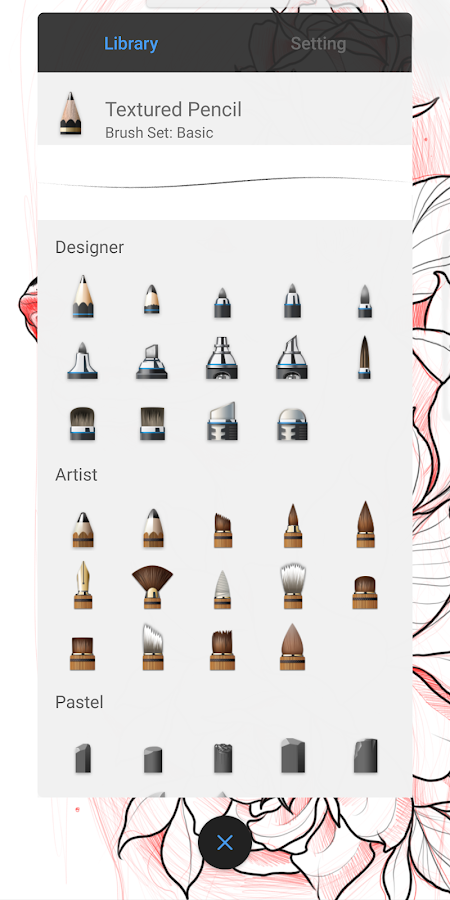 how to create a color palette in autodesk sketchbook