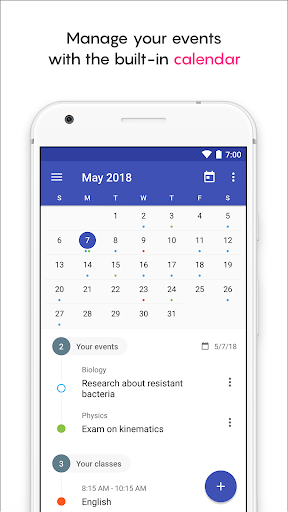 School Planner 3.14.5 screenshots 4