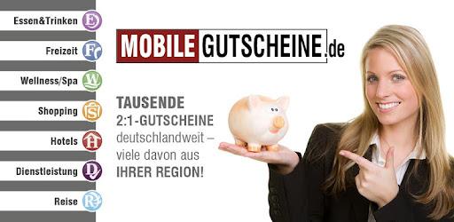 Mobil Gutschein