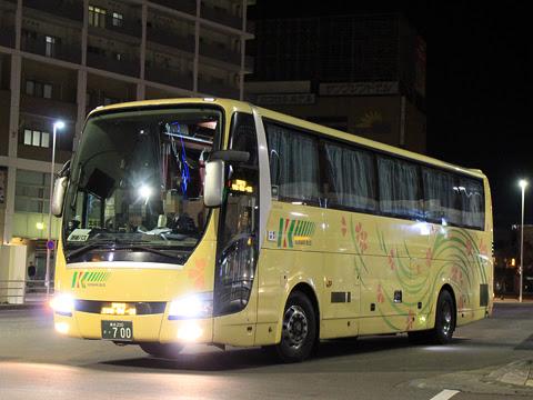弘南バス「津輕号」 701
