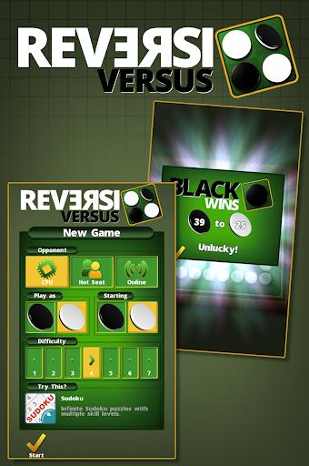 免費下載棋類遊戲APP|Reversi Versus app開箱文|APP開箱王
