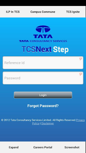 TCS Easy Browser