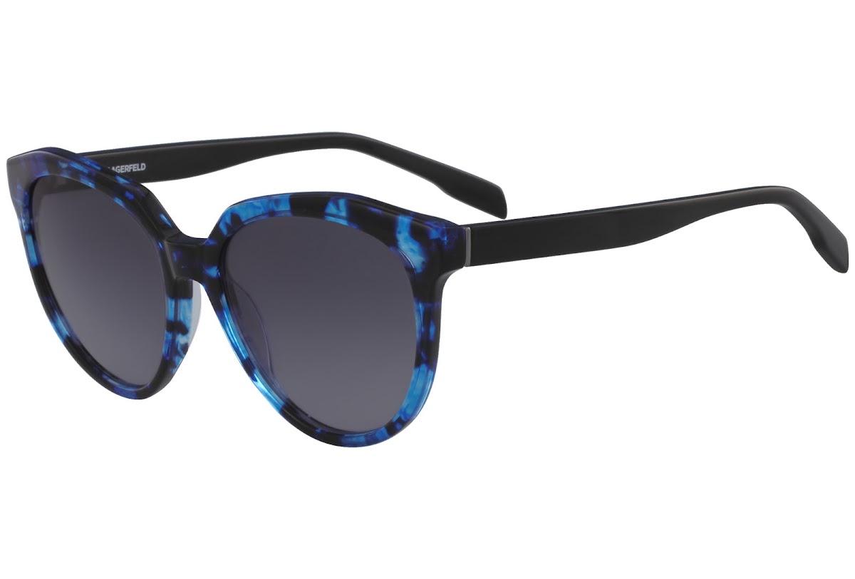 Karl Lagerfeld Kl948s C54 143 Blue Havana Sonnenbrillen Kaufen Blickers