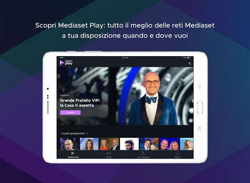 Mediaset Play 5.3.1 Screenshots 13