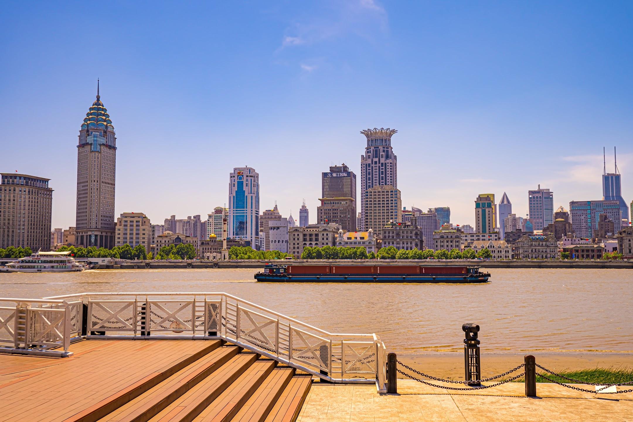 上海 浜江大道2