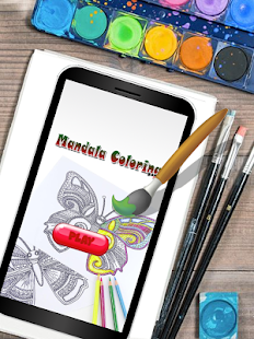 Mandala Coloring Pages App Android Apps on Google Play