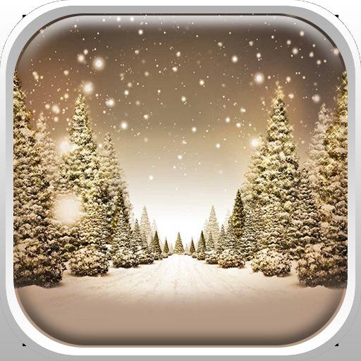 冬天动态壁纸HD 個人化 App LOGO-APP試玩